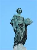 Image for Clio die Muse der Geschichte - Paulsplatz - Frankfurt am Main - Hessen / Germany