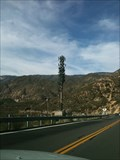 Image for Disguised Cell Phone Tower - Route 330 - Running Springs, CA