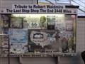 Image for The End 2448 Miles - Route 66 - Santa Monica Pier - California, USA