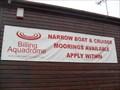 Image for Billing Aquadrome Marina - Northants, UK.