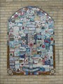 Image for Kidsgrove Library Mosaic - Kidsgrove, Stoke-on-Trent, Staffordshire.