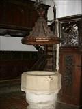 Image for Font - St Leonard's Church, Old Warden, Bedfordshire, UK