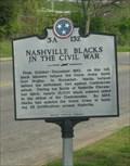 Image for Nashville Blacks in the Civil War (3A-132) - Nashville, TN