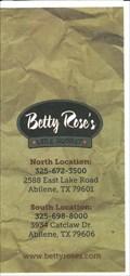 Image for Betty Rose's Little Brisket - Abilene, TX