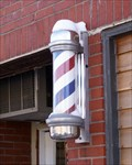Image for Sam's Barber Pole - Hayfield, MN
