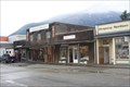 Image for Gross Building (Theatre & Supermarket) 1940s - Skagway Historic District and White Pass