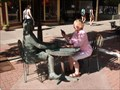 "Image for Sitting with the ""Child of Ithaca"" - Ithaca, New York"