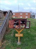 Image for Filled with Faith Free Food Pantry Blessing Box ~ Church Hill, Tennessee - USA.