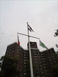 Image for Nautical Flag Pole in Martin Luther King Jr. Playground - Manhattan, New York
