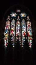 Image for Stained Glass Windows - St Mary - Ashley, Northamptonshire