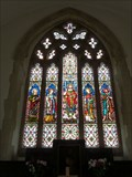 Image for Stained Glass Windows - All Saints -Drinkstone, Suffolk