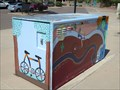 Image for Tempe Public Library Bicycle Locker - Tempe, Arizona