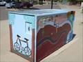 Image for Tempe Public Library Bicycle Locker - Tempe, Arizona