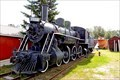 Image for Steam Locomotive 1520 - Prince George, BC