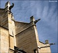 Image for Gothic Gargoyles at Church of St. Etienne-du-Mont (Paris)