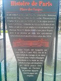Image for Place des Vosges - Paris