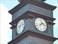 Image for Tower clocks - Szentháromság tér - Budapest, Hungary