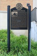 Image for Site of the FIRST President's House - Denton, TX