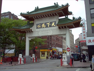 Chinatown Boston Ma Wikipedia Entries On Waymarking Com