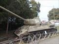 Image for Tank T - 34/85 vzor 1944 - Vyskov, Czech Republic