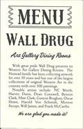 Image for Wall Drug Café - Wall, SD