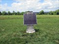 Image for Latimer's Battalion - CS Brigade Tablet - Gettysburg, PA