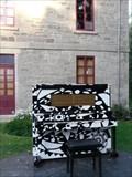 Image for Le piano de l'île-des-Moulins. -Terrebonne.  -Québec.