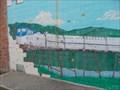 Image for Colfax dog park / train mural / Colfax CA