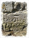 Image for Cut Bench Mark - Pillar Box Cottage, Lower Seagry, Wiltshire.