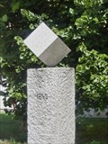Image for Monument to the first sugar cube - Dacice, Czech Republic