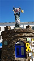Image for The victory of liberty - Cadaques, Cataluña, Spain