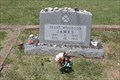 Image for 103-Year-Old Jesse James' Grave - Granbury, TX