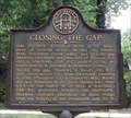 Image for Closing the Gap - GHM 044-29 - DeKalb Co., GA