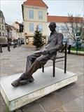 Image for Statue de Le Corbusier (Poissy, Ile-de-France, France)