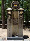 Image for Vietnam War Memorial, Semper Fidelis Memorial Park, Triangle VA, USA
