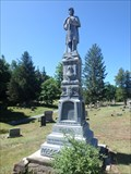 Image for Spanish American War Memorial - Oakwood Cemetery - Redwood, NY