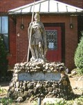 Image for St. George Statue's Cairn - Hermann, MO
