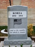 Image for Korean War Memorial - Tooele, Utah