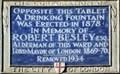 Image for Robert Besley - Aldersgate Street, London, UK