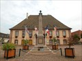Image for Les monuments aux morts, Neuf-Brisach - Alsace / France