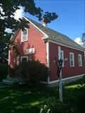 Image for La Maison d'école du rang Cinq-Chicots, St-Christophe d'Arthabaska, Qc, Canada
