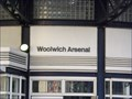 Image for Woolwich Arsenal Mainline Station - Woolwich New Road, Woolwich, London, UK