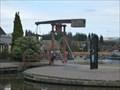Image for Festival Park Marina Lift Bridge - Etruria, Stoke-on-Trent,  Staffordshire.