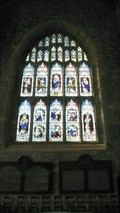 Image for Cartmel Priory Windows, Church of St. Mary and St. Michael, Cumbria