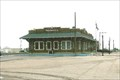 Image for Atchison, Topeka and Santa Fe Railway Depot  -  Panhandle, TX