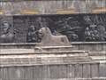 Image for Independence Monument Lion — Jogja City, Central Java, Indonesia