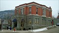 Image for Fire Wipes Out Business Sites - Rossland, BC