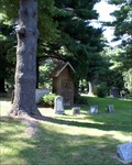 Image for Evergreen Cemetery Outhouse - Mantorville, MN.