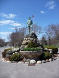 Image for Minuteman Statue - Lexington MA