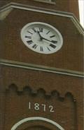 Image for Clock in the St. Joseph Church Steeple - Josephville, MO